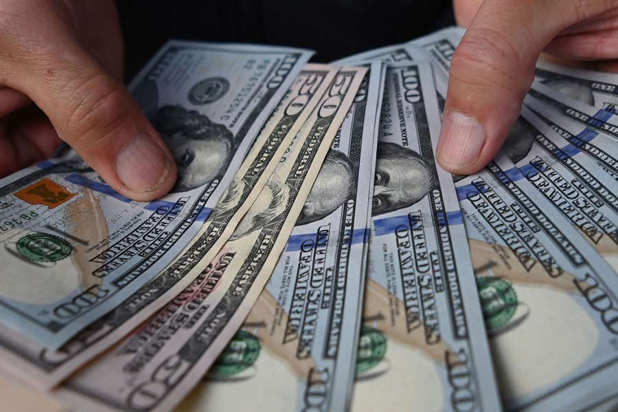 Major portion of foreign exchange reserve of Bangladesh is invested in the US Dollar