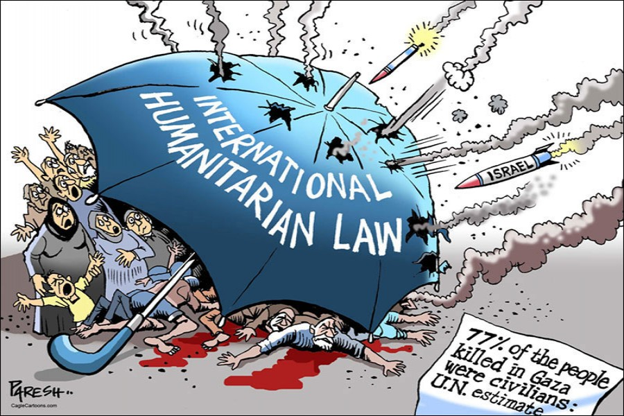 International Humanitarian Law: Is it protective enough for the medical personnel?