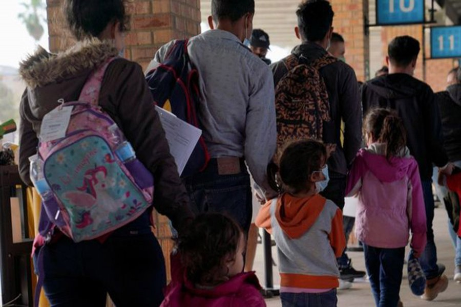 Why more migrant children arriving at the US-Mexico border