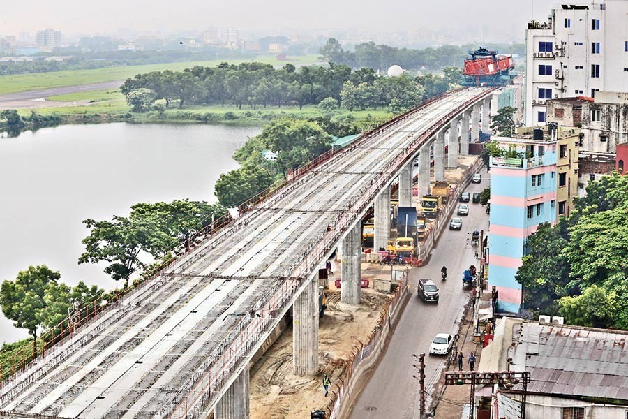 MRTs, expressways and Dhaka streets
