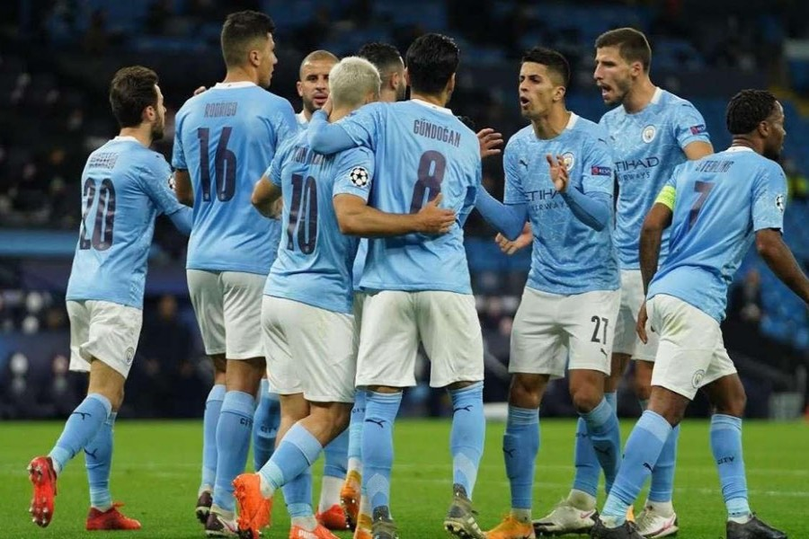 Manchester City: En route to creating history