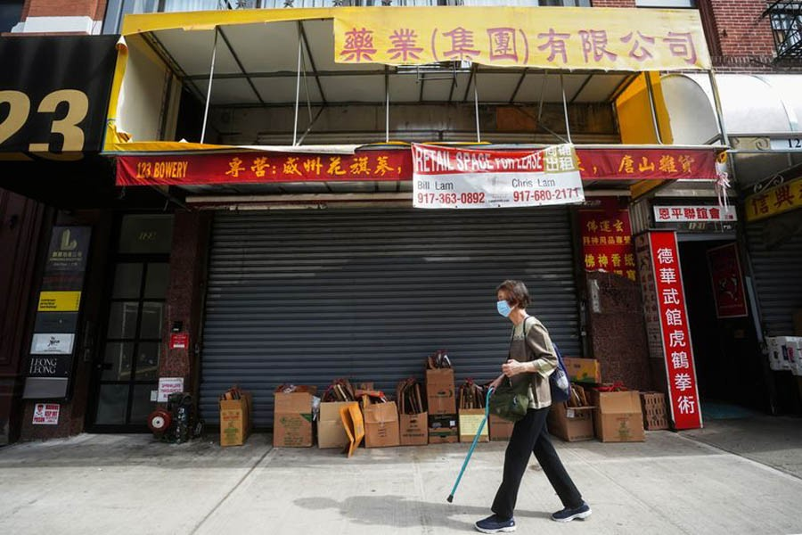 thefinancialexpress.com.bd: Older Asians' small firms in US hardest hit by pandemic
