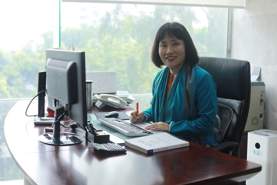 Ms Young-Ah Doh, Country Director, KOICA Bangladesh Office