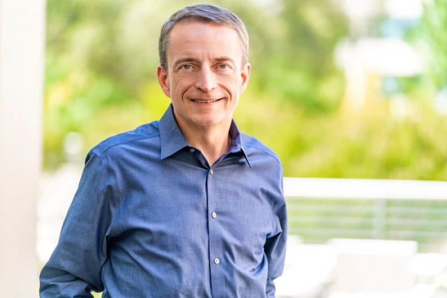 VMware CEO Pat Gelsinger poses in an undated photo — Courtesy VMware/Handout via Reuters/File Photo