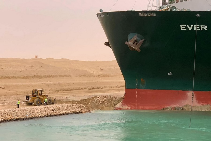 Suez highlights the fragility of globalisation