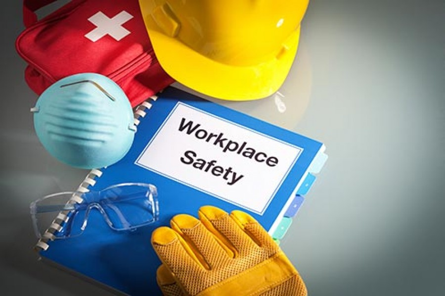 Office workers' hazards, safety and wellbeing