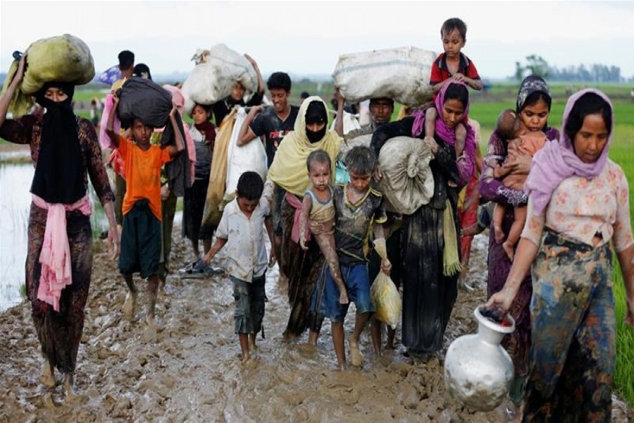 S.Korea provides IOM $1.0m to support fire affected Rohingya families