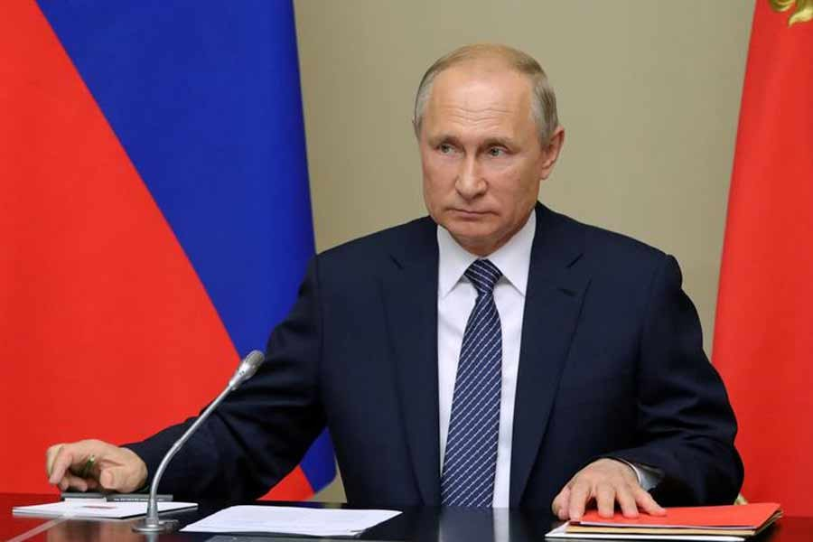 Putin to decide on counter sanctions against US