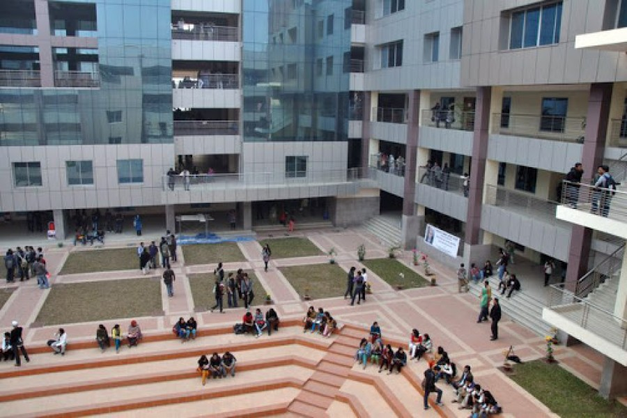IUB ranks first among private universities in Bangladesh in SIR 2021