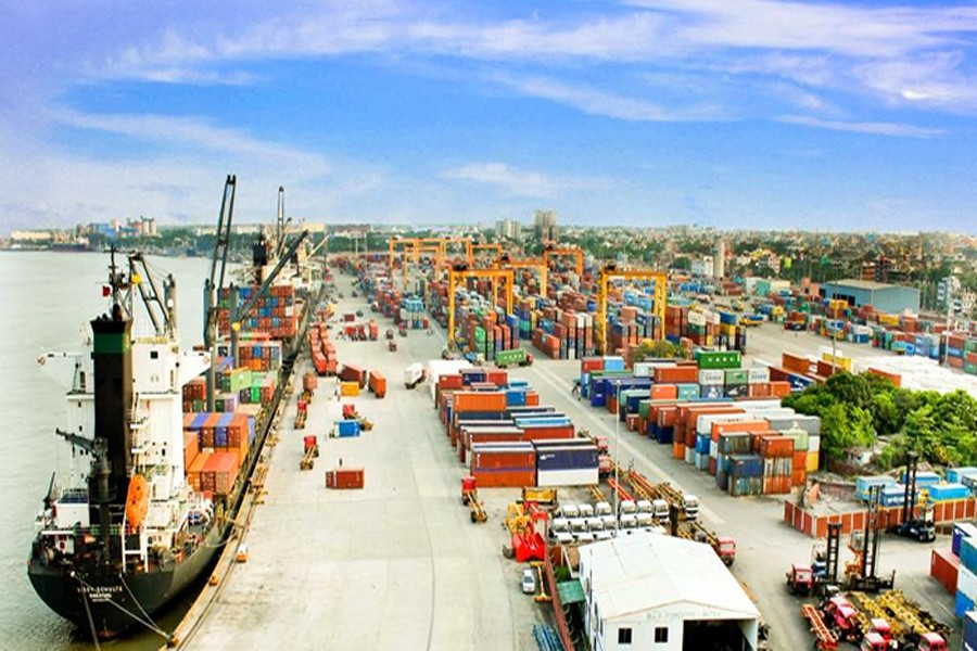 Slow delivery hampers Chittagong port activities
