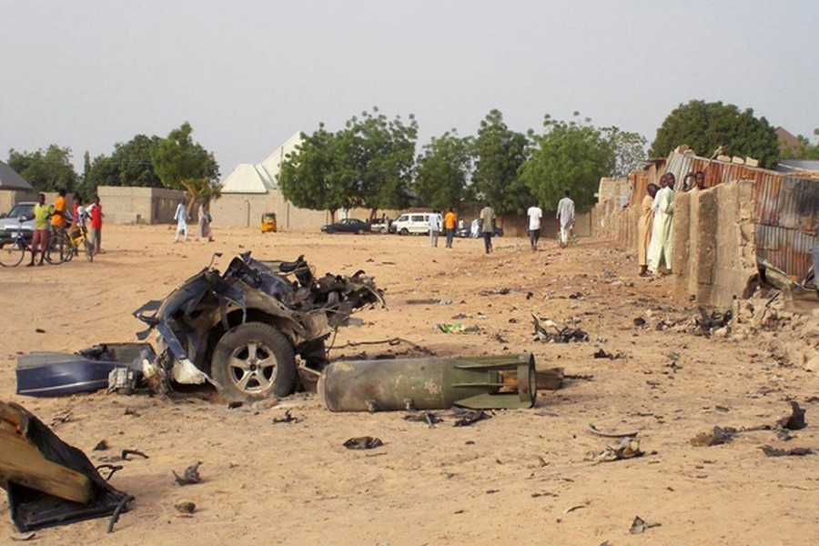 More than 30 Nigerian soldiers die in militant attack: sources
