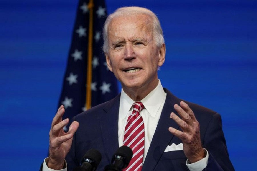 Biden pleads for unity, warns of Chinese threat