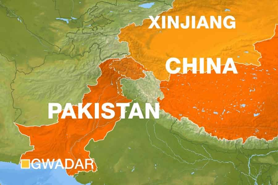 Imran Khan vows to implement China-Pakistan economic corridor projects