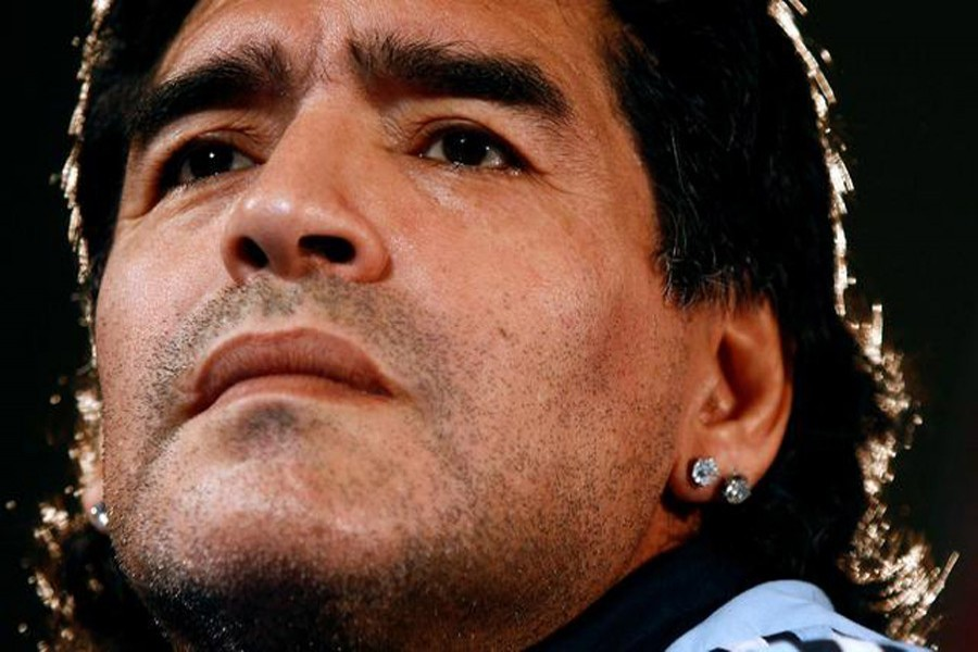 'Maradona was in agony for the 12 hours leading up to his death'