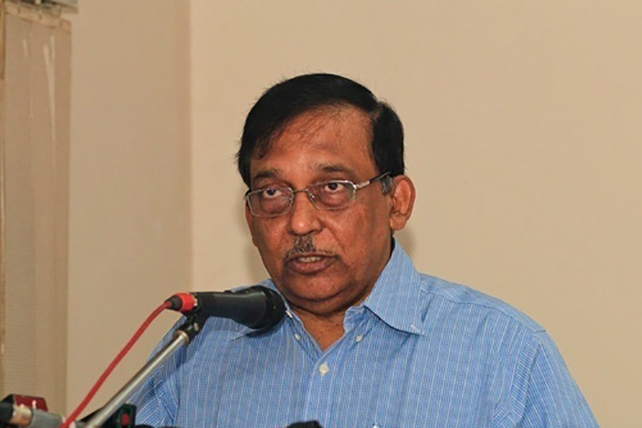 Govt gets no application for Khaleda's treatment abroad, home minister says