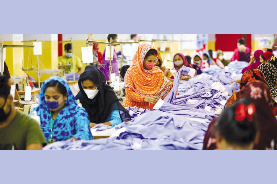 Women who make up around three-fourth of workers in the global textile industry are struggling very hard to cope with Covid-19