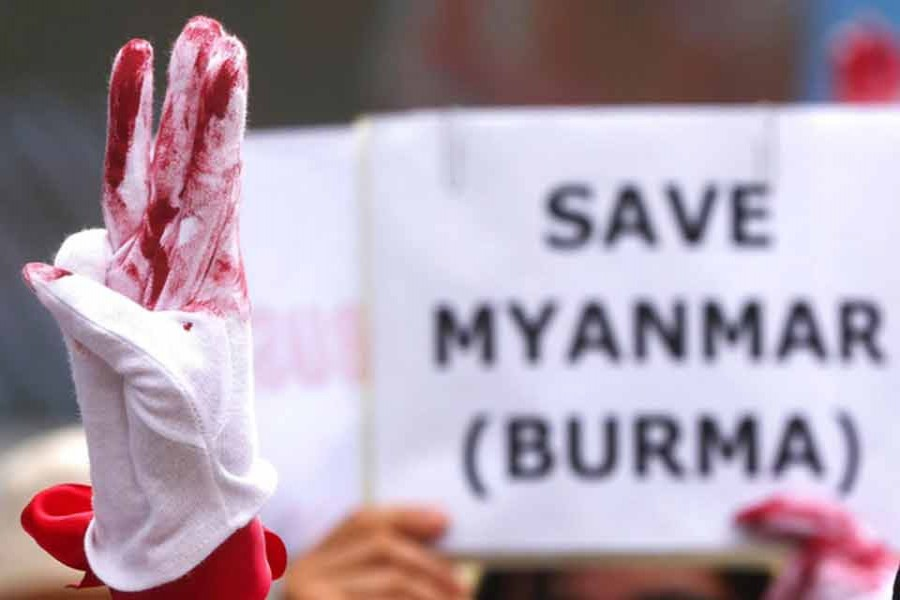 Myanmar's junta approves $2.8bn investment, including gas power plant