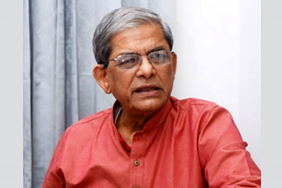 Fakhrul urges ministers to maintain decency while commenting on Khaleda