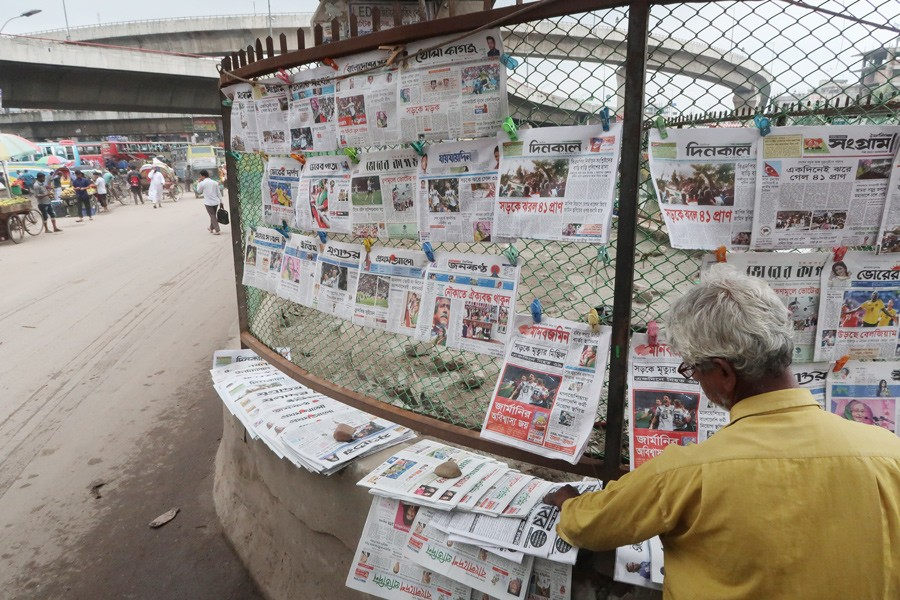 Introspection on media and press freedom globally