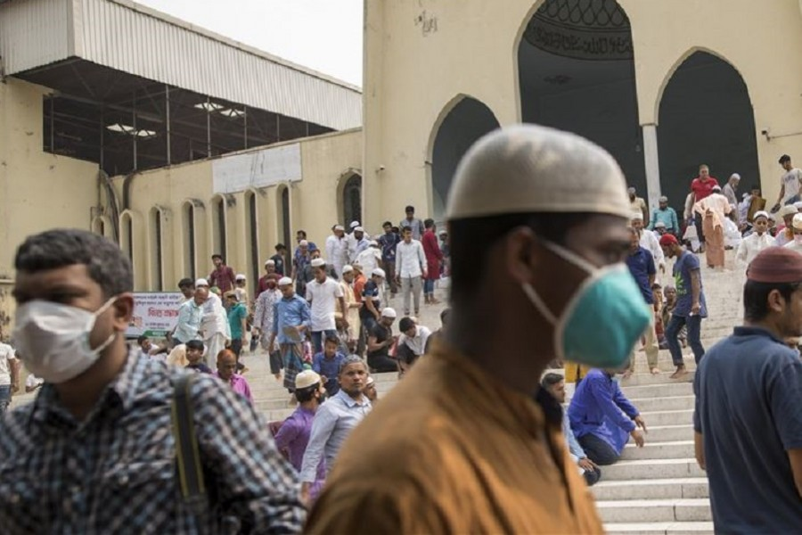 Celebrating Eid under pandemic conditions