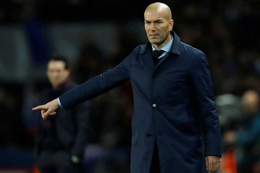 Zidane to step down as Real Madrid coach at end of season