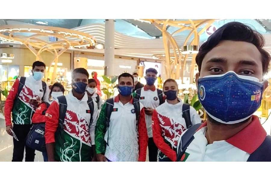 Bangladeshi archers leave for Switzerland to compete in World Archery