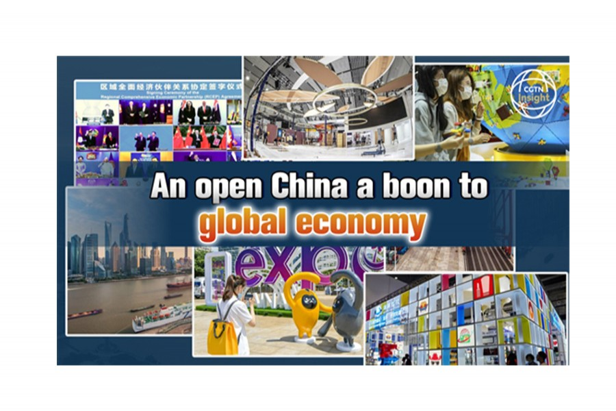 A shopping expo in China made the headlines in May.