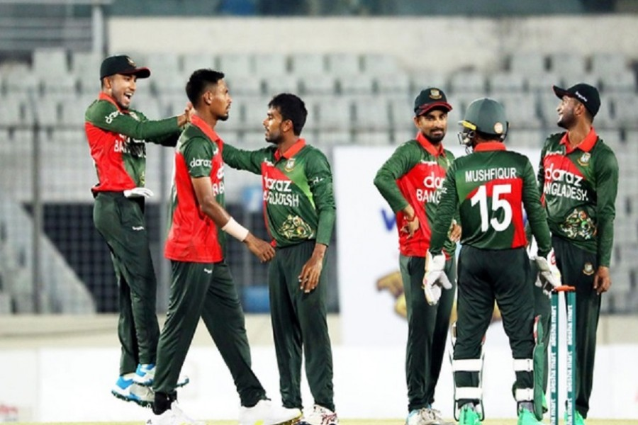 Tigers beat Lions by 33 runs