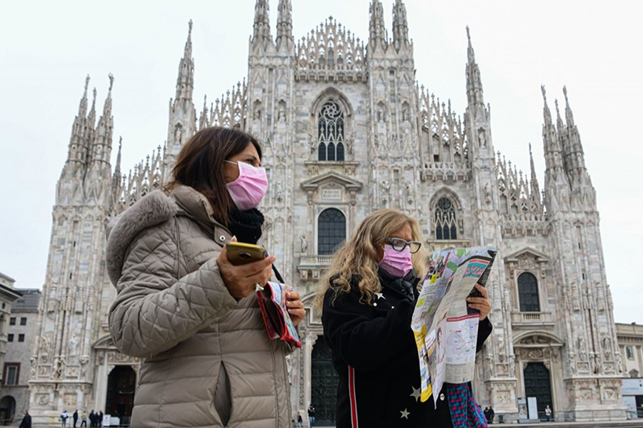 Countries eager to reopen borders for tourism