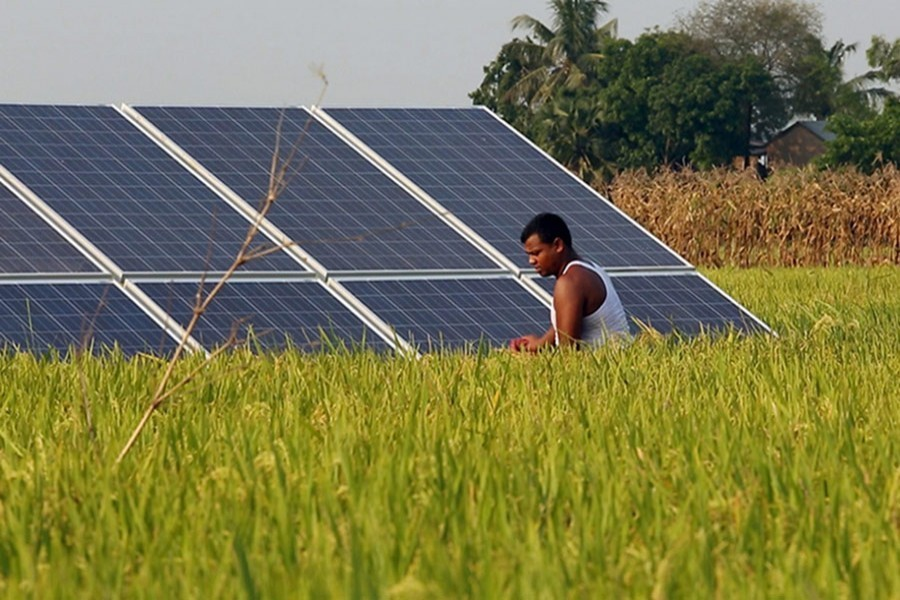 Solar power can be a game changer