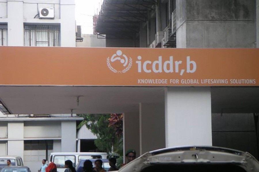 Pandemic fight — the case of Icddr,b