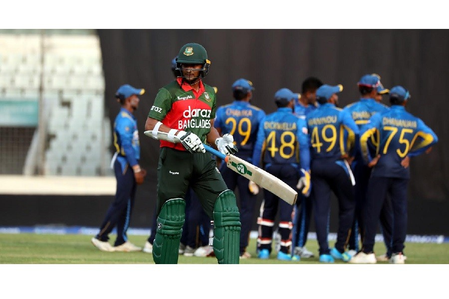 Chameera leads SL to consolation win against Bangladesh