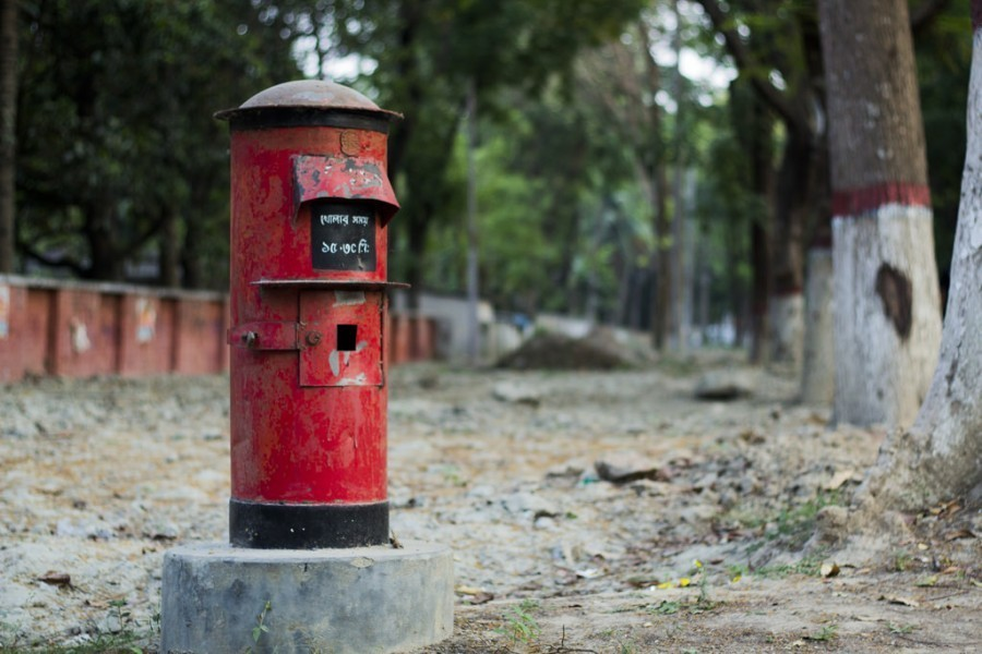 Changes in nature of postal service