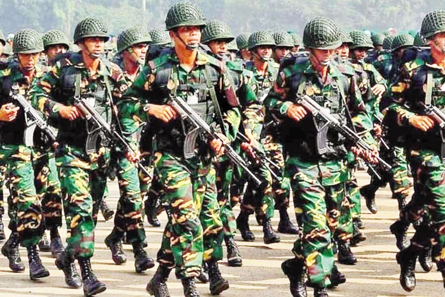 Defence allocation raised by 8.0pc in budget for FY22