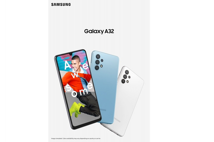 Samsung unleashes new variant of Galaxy A32