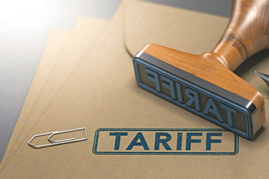 Tariff policy being formulated for boosting trade