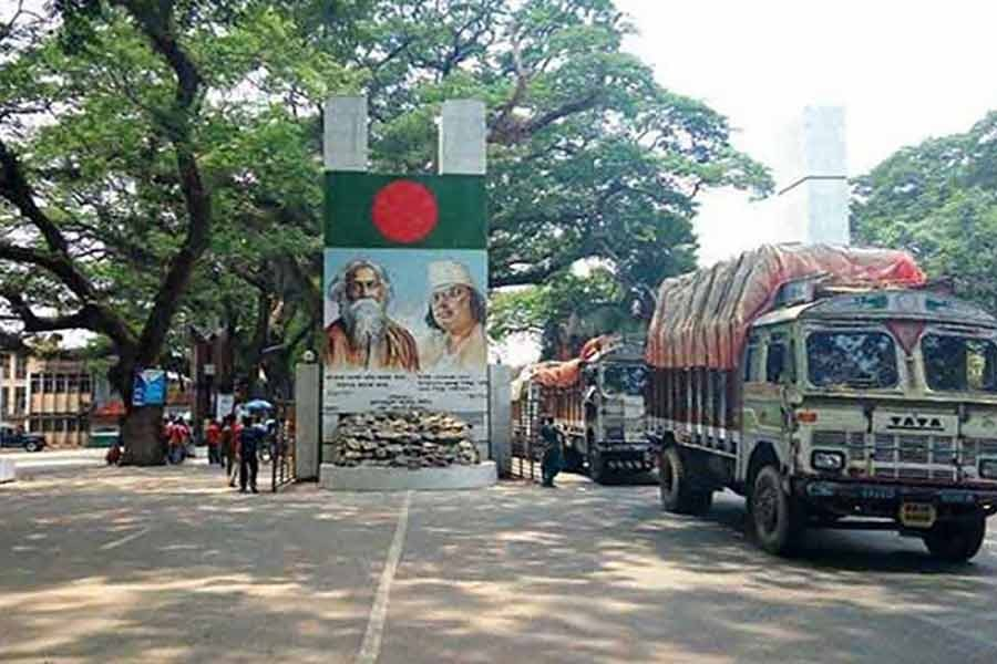 Land ports in Bangladesh: Prospects and challenges