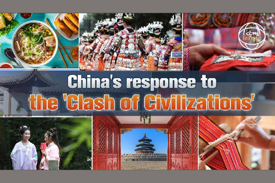 China's response to the 'Clash of Civilizations'