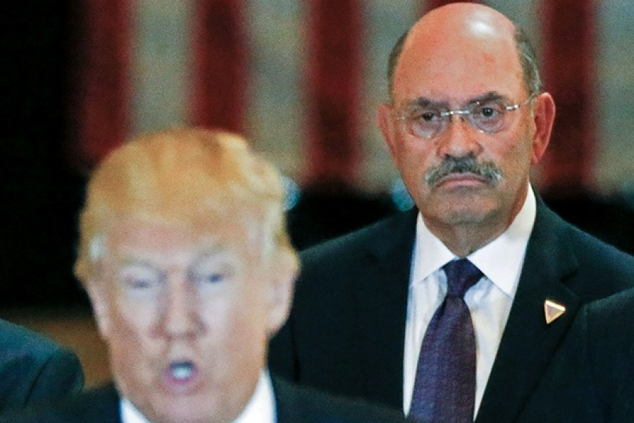 Trump company's CFO surrenders ahead of expected unveiling of criminal tax charge