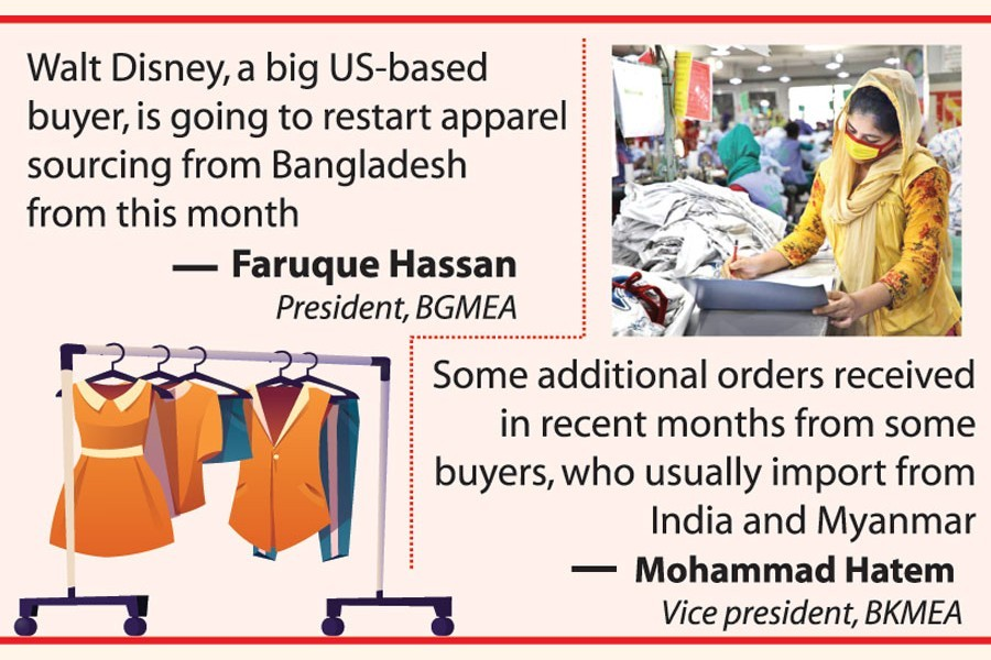 Apparel export orders shifting from India, Myanmar to Bangladesh