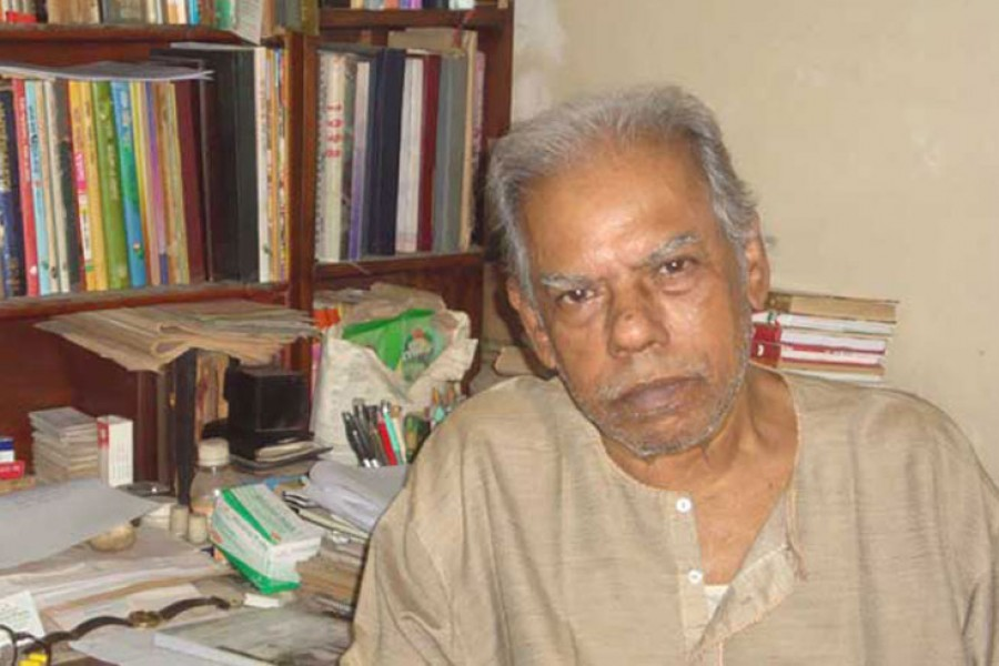 Lyricist Fazal-e-Khuda, who inspired freedom fighters, dies from Covid