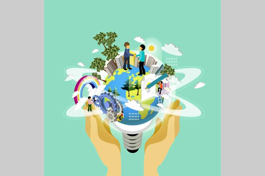 What the Sustainable Development Report 2021 telling us