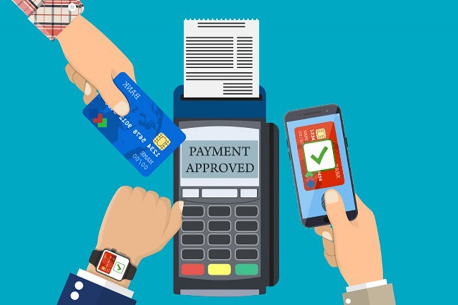 Becoming a cashless economy