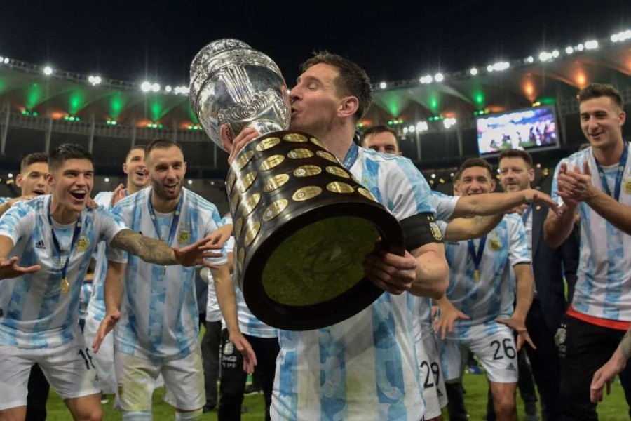 Lionel beautiful Messi's wait comes to an end
