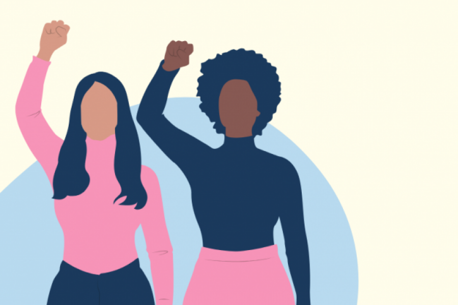 Harassment-free workplace for women
