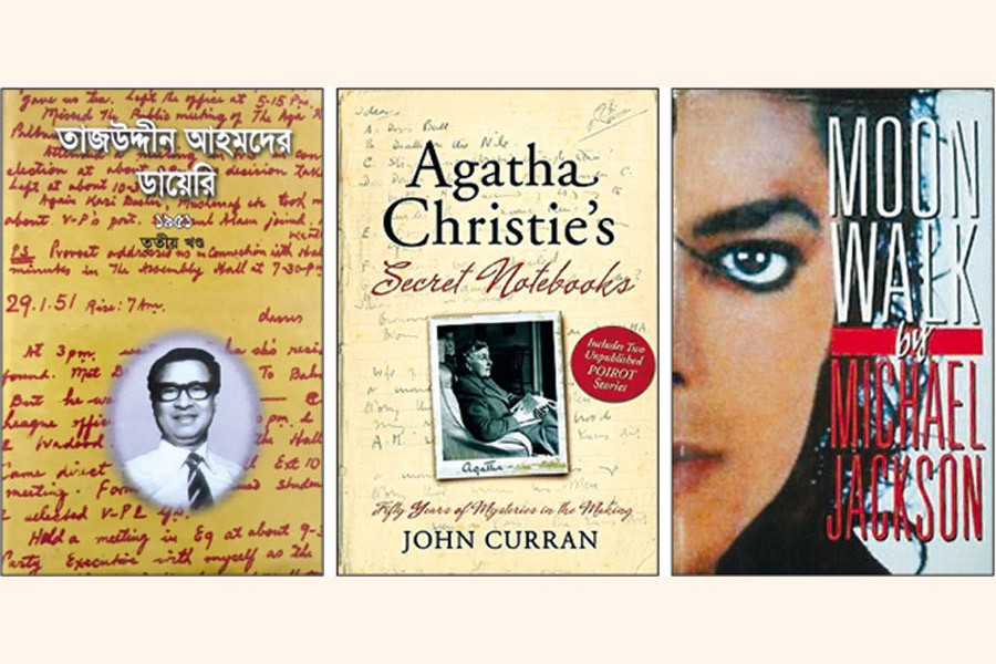 The appeal of diaries and autobiographies