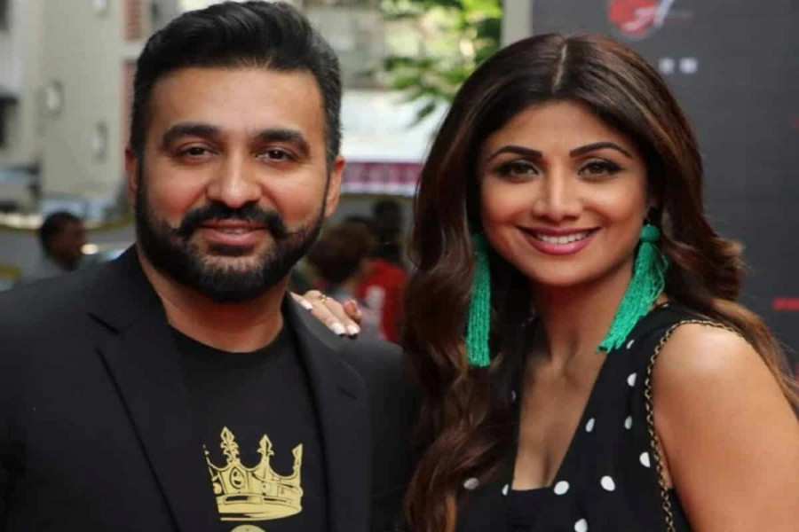 Bollywood actress Shilpa Shetty's husband arrested in pornography case