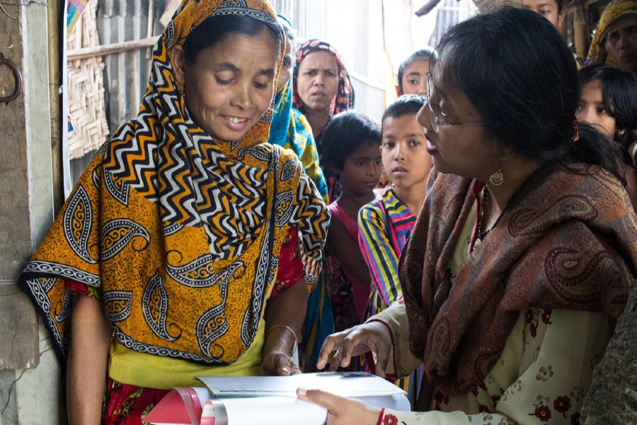 How to provide opportunities for all: Bangladesh case