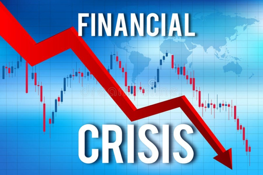 Another global financial crisis looming!