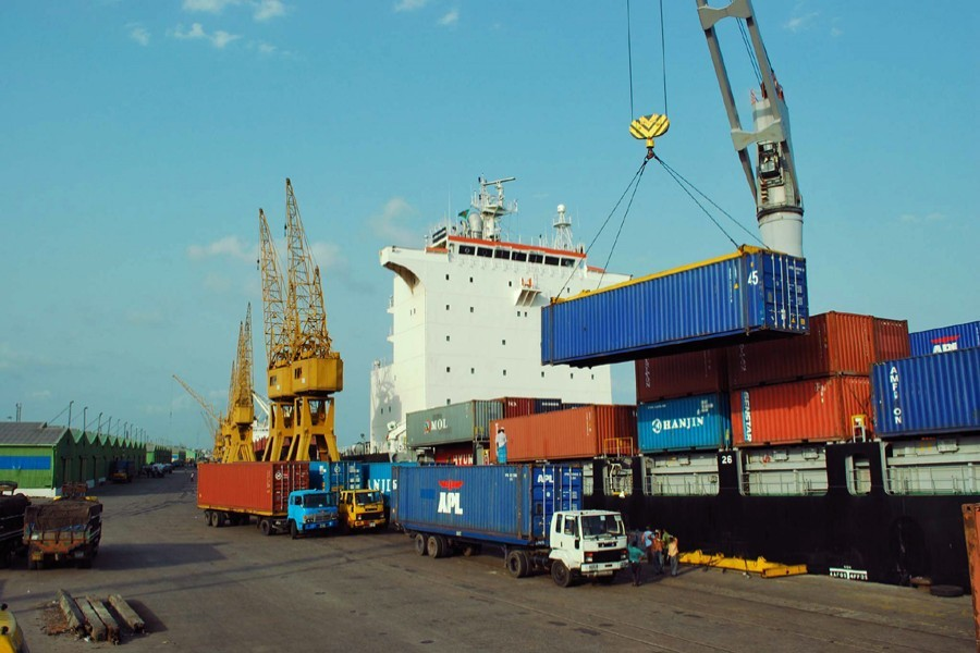 Chittagong port remains functional in the weekends: Authority